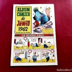 Tebeos: ALBUM COMICO DE JAIMITO 1962 VALENCIANA. Lote 225303372