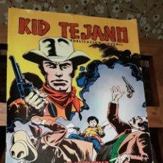 Tebeos: CÓMIC KID TEJANO Nº 23, COLOSOS DEL COMIC EDICIONES VALENCIANAS. Lote 225516180