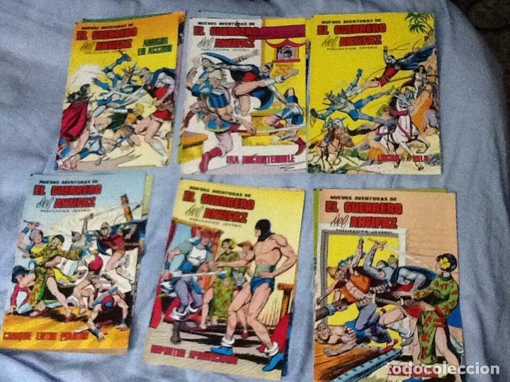 Tebeos: El guerrero del antifaz-nuevas aventuras-12 números sueltos - Foto 2 - 225648270