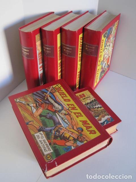 CÓMICS EL GUERRERO DEL ANTIFAZ. COLECCIÓN COMPLETA. ED. VALENCIANA. PUBLICACIÓN JUVENIL. 1972. (Tebeos y Comics - Valenciana - Guerrero del Antifaz)