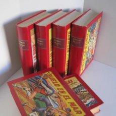 Tebeos: CÓMICS EL GUERRERO DEL ANTIFAZ. COLECCIÓN COMPLETA. ED. VALENCIANA. PUBLICACIÓN JUVENIL. 1972.. Lote 225759665