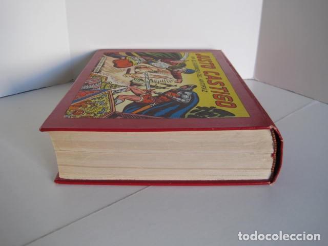 Tebeos: CÓMICS EL GUERRERO DEL ANTIFAZ. COLECCIÓN COMPLETA. ED. VALENCIANA. PUBLICACIÓN JUVENIL. 1972. - Foto 6 - 225759665