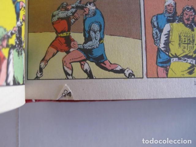Tebeos: CÓMICS EL GUERRERO DEL ANTIFAZ. COLECCIÓN COMPLETA. ED. VALENCIANA. PUBLICACIÓN JUVENIL. 1972. - Foto 22 - 225759665