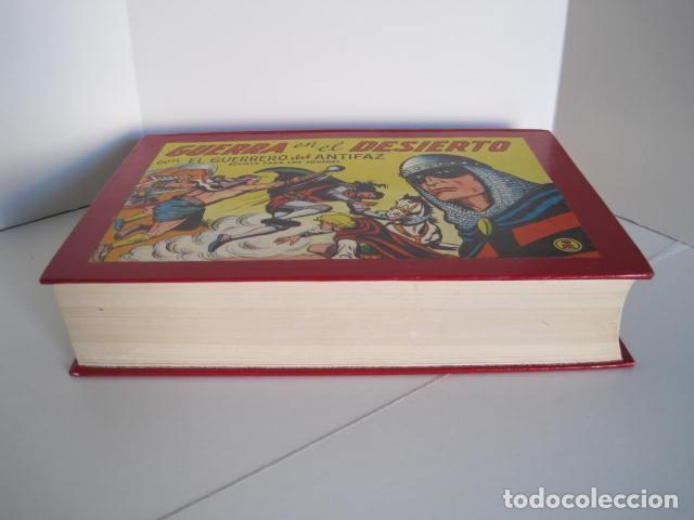 Tebeos: CÓMICS EL GUERRERO DEL ANTIFAZ. COLECCIÓN COMPLETA. ED. VALENCIANA. PUBLICACIÓN JUVENIL. 1972. - Foto 38 - 225759665