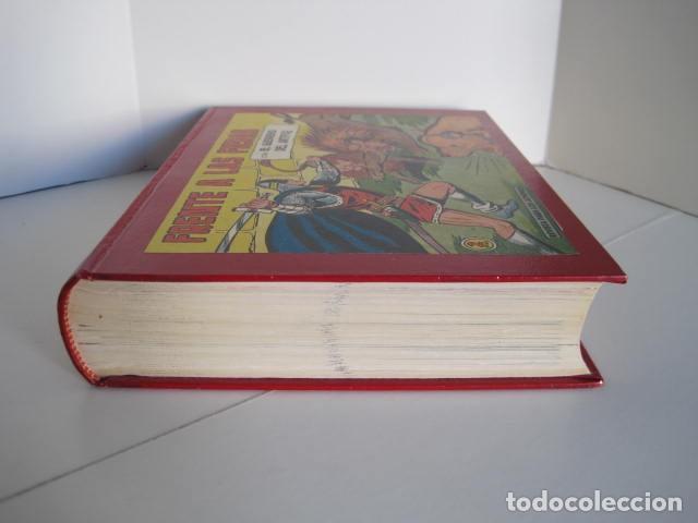 Tebeos: CÓMICS EL GUERRERO DEL ANTIFAZ. COLECCIÓN COMPLETA. ED. VALENCIANA. PUBLICACIÓN JUVENIL. 1972. - Foto 46 - 225759665