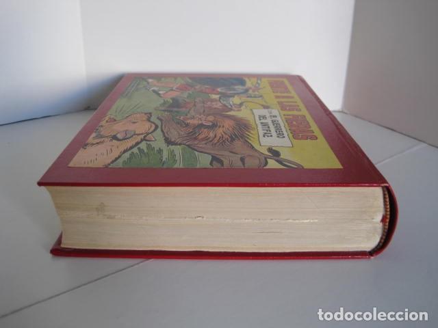 Tebeos: CÓMICS EL GUERRERO DEL ANTIFAZ. COLECCIÓN COMPLETA. ED. VALENCIANA. PUBLICACIÓN JUVENIL. 1972. - Foto 48 - 225759665