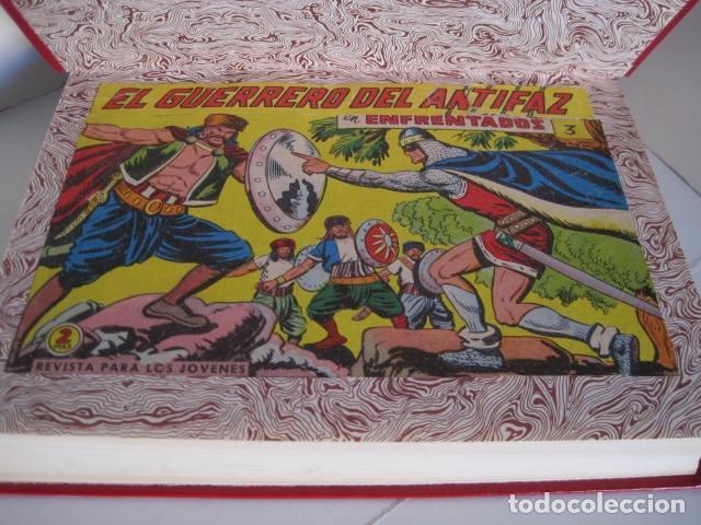 Tebeos: CÓMICS EL GUERRERO DEL ANTIFAZ. COLECCIÓN COMPLETA. ED. VALENCIANA. PUBLICACIÓN JUVENIL. 1972. - Foto 50 - 225759665