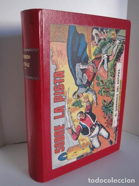 Tebeos: CÓMICS EL GUERRERO DEL ANTIFAZ. COLECCIÓN COMPLETA. ED. VALENCIANA. PUBLICACIÓN JUVENIL. 1972. - Foto 52 - 225759665