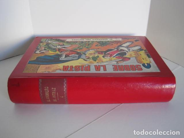 Tebeos: CÓMICS EL GUERRERO DEL ANTIFAZ. COLECCIÓN COMPLETA. ED. VALENCIANA. PUBLICACIÓN JUVENIL. 1972. - Foto 53 - 225759665