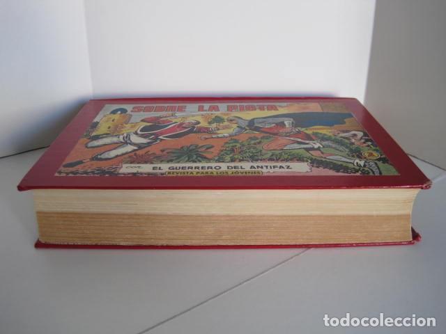 Tebeos: CÓMICS EL GUERRERO DEL ANTIFAZ. COLECCIÓN COMPLETA. ED. VALENCIANA. PUBLICACIÓN JUVENIL. 1972. - Foto 55 - 225759665