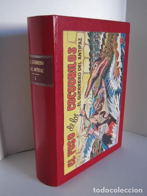 Tebeos: CÓMICS EL GUERRERO DEL ANTIFAZ. COLECCIÓN COMPLETA. ED. VALENCIANA. PUBLICACIÓN JUVENIL. 1972. - Foto 65 - 225759665