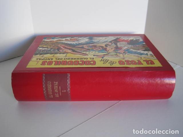 Tebeos: CÓMICS EL GUERRERO DEL ANTIFAZ. COLECCIÓN COMPLETA. ED. VALENCIANA. PUBLICACIÓN JUVENIL. 1972. - Foto 66 - 225759665