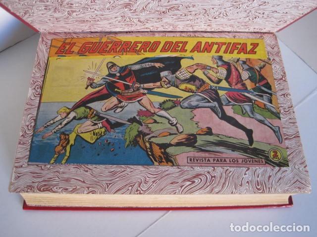 Tebeos: CÓMICS EL GUERRERO DEL ANTIFAZ. COLECCIÓN COMPLETA. ED. VALENCIANA. PUBLICACIÓN JUVENIL. 1972. - Foto 71 - 225759665