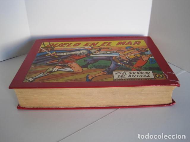 Tebeos: CÓMICS EL GUERRERO DEL ANTIFAZ. COLECCIÓN COMPLETA. ED. VALENCIANA. PUBLICACIÓN JUVENIL. 1972. - Foto 77 - 225759665