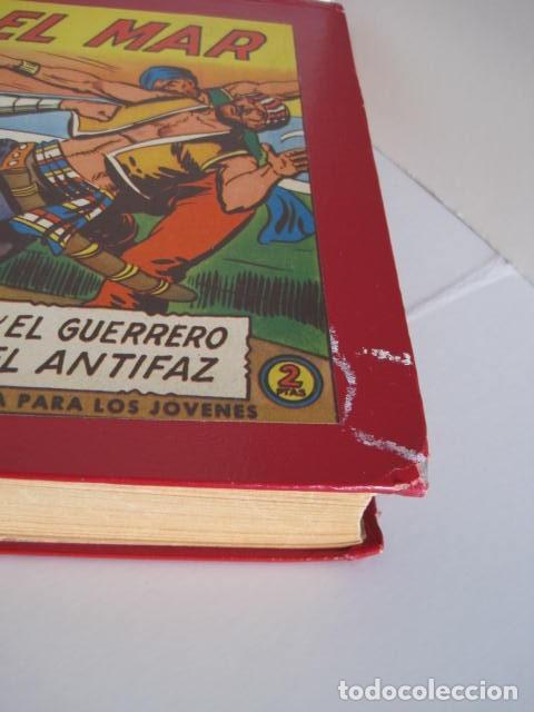 Tebeos: CÓMICS EL GUERRERO DEL ANTIFAZ. COLECCIÓN COMPLETA. ED. VALENCIANA. PUBLICACIÓN JUVENIL. 1972. - Foto 78 - 225759665
