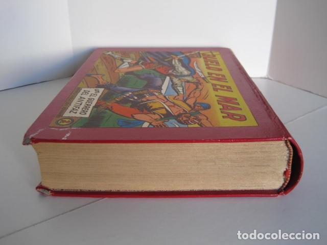 Tebeos: CÓMICS EL GUERRERO DEL ANTIFAZ. COLECCIÓN COMPLETA. ED. VALENCIANA. PUBLICACIÓN JUVENIL. 1972. - Foto 80 - 225759665