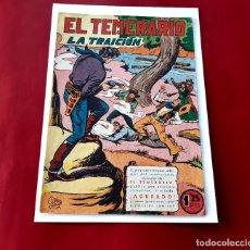 Tebeos: EL TEMERARIO Nº 29. VALENCIANA 1949. Lote 225778060