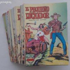 Tebeos: EL PEQUEÑO LUCHADOR EDI. VALENCIANA COLECCION 50 NUMEROS DEL 1 AL 50. Lote 225853830