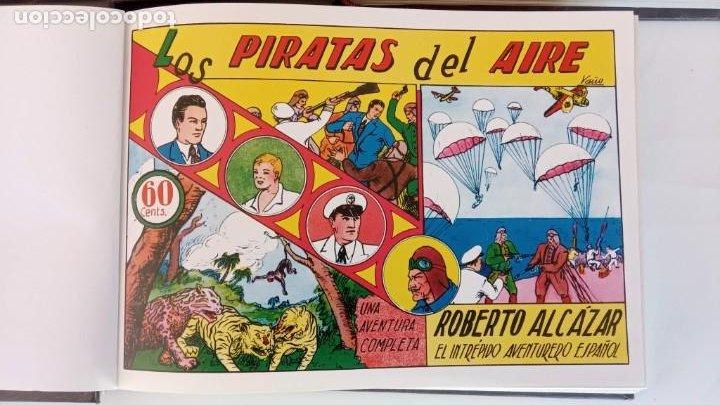 ROBERTO ALCAZAR Y PEDRIN 1 AL 25 VER TODAS LAS PORTADAS (Tebeos y Comics - Valenciana - Roberto Alcázar y Pedrín)