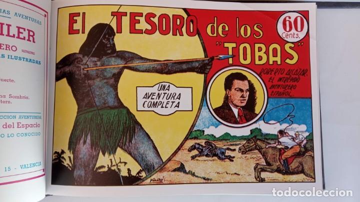 Tebeos: ROBERTO ALCAZAR Y PEDRIN 1 AL 25 VER TODAS LAS PORTADAS - Foto 7 - 225893045