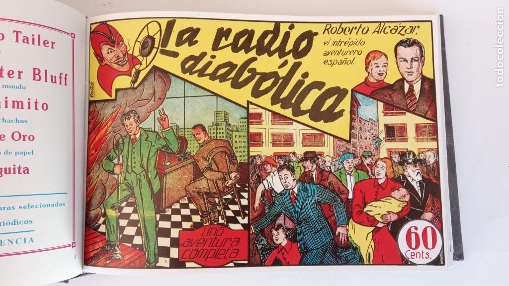 Tebeos: ROBERTO ALCAZAR Y PEDRIN 1 AL 25 VER TODAS LAS PORTADAS - Foto 8 - 225893045