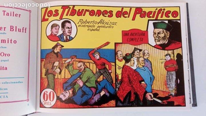 Tebeos: ROBERTO ALCAZAR Y PEDRIN 1 AL 25 VER TODAS LAS PORTADAS - Foto 10 - 225893045