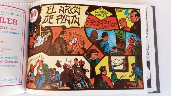 Tebeos: ROBERTO ALCAZAR Y PEDRIN 1 AL 25 VER TODAS LAS PORTADAS - Foto 20 - 225893045