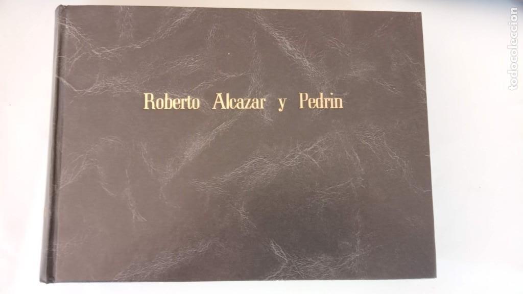Tebeos: ROBERTO ALCAZAR Y PEDRIN 1 AL 25 VER TODAS LAS PORTADAS - Foto 40 - 225893045