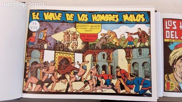 ROBERTO ALCAZAR Y PEDRIN NºS 26 AL 50 - NUEVOS, VER TODAS LAS PORTADAS (Tebeos y Comics - Valenciana - Roberto Alcázar y Pedrín)