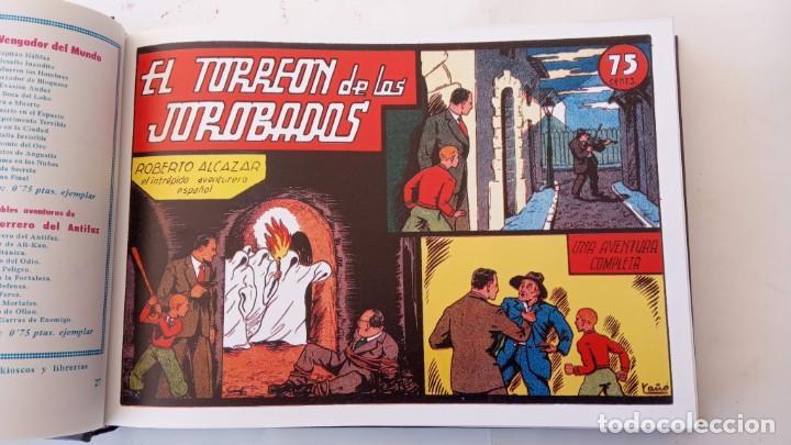 Tebeos: ROBERTO ALCAZAR Y PEDRIN NºS 26 AL 50 - NUEVOS, VER TODAS LAS PORTADAS - Foto 8 - 225895195
