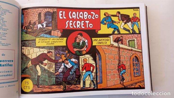 Tebeos: ROBERTO ALCAZAR Y PEDRIN NºS 26 AL 50 - NUEVOS, VER TODAS LAS PORTADAS - Foto 10 - 225895195