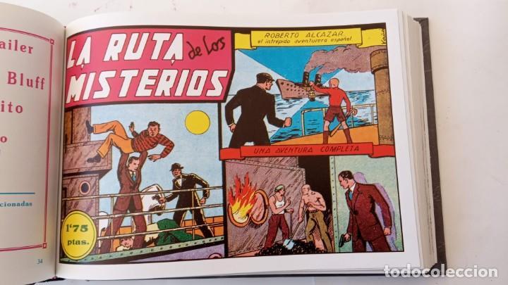 Tebeos: ROBERTO ALCAZAR Y PEDRIN NºS 26 AL 50 - NUEVOS, VER TODAS LAS PORTADAS - Foto 19 - 225895195