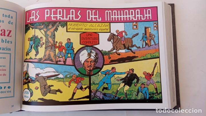 Tebeos: ROBERTO ALCAZAR Y PEDRIN NºS 26 AL 50 - NUEVOS, VER TODAS LAS PORTADAS - Foto 21 - 225895195