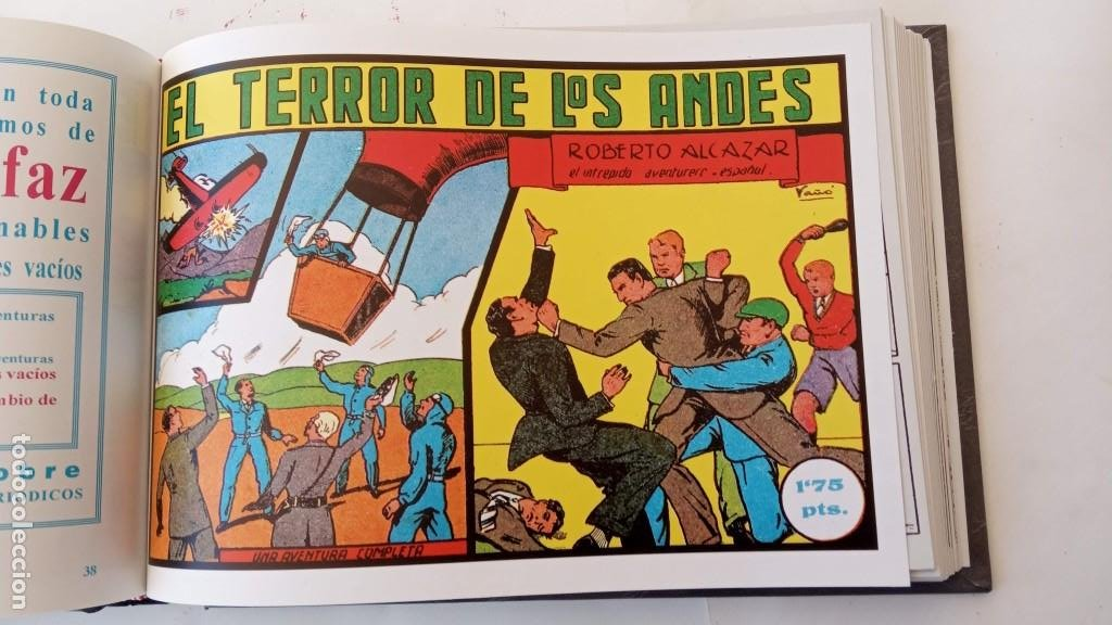 Tebeos: ROBERTO ALCAZAR Y PEDRIN NºS 26 AL 50 - NUEVOS, VER TODAS LAS PORTADAS - Foto 26 - 225895195