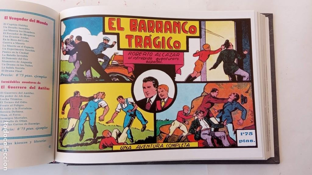 Tebeos: ROBERTO ALCAZAR Y PEDRIN NºS 26 AL 50 - NUEVOS, VER TODAS LAS PORTADAS - Foto 32 - 225895195