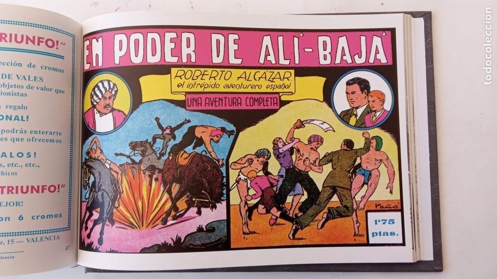 Tebeos: ROBERTO ALCAZAR Y PEDRIN NºS 26 AL 50 - NUEVOS, VER TODAS LAS PORTADAS - Foto 43 - 225895195