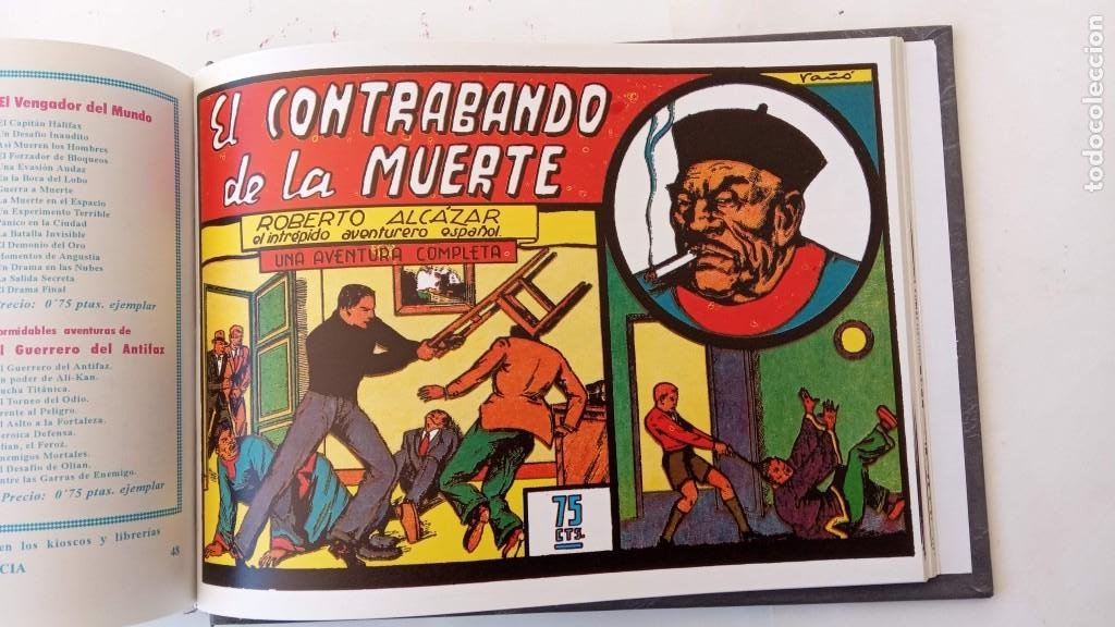 Tebeos: ROBERTO ALCAZAR Y PEDRIN NºS 26 AL 50 - NUEVOS, VER TODAS LAS PORTADAS - Foto 44 - 225895195