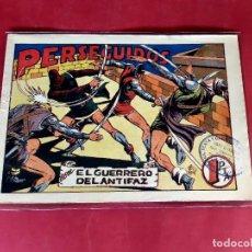 Tebeos: EL GUERRERO DEL ANTIFAZ Nº 69 PERSEGUIDOS -ORIGINAL-EXCELENTE ESTADO. Lote 226005720