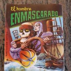 Tebeos: COMIC EL HOMBRE ENMASCARADO NUMERO 6. LA ISLA DE LA CUEVA SECRETA. VALENCIANA. 1979.. Lote 226057670