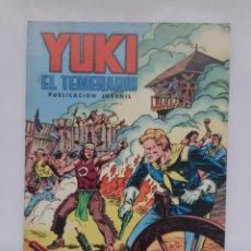Tebeos: YUKI EL TEMENARIO Nº 2 INVASION INDIA VALENCIANA SELECCION AVENTURA. Lote 239352760