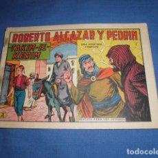 Tebeos: ROBERTO ALCAZAR Y PEDRIN Nº 655 - ORIGINAL - VALENCIANA.. Lote 226133300