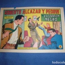 Tebeos: ROBERTO ALCAZAR Y PEDRIN Nº 658 - ORIGINAL - VALENCIANA.. Lote 226133935