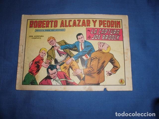 ROBERTO ALCAZAR Y PEDRIN Nº 680 - ORIGINAL - VALENCIANA. (Tebeos y Comics - Valenciana - Roberto Alcázar y Pedrín)