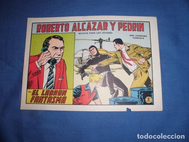 ROBERTO ALCAZAR Y PEDRIN Nº 703 - ORIGINAL - VALENCIANA. (Tebeos y Comics - Valenciana - Roberto Alcázar y Pedrín)