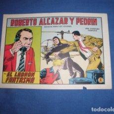 Tebeos: ROBERTO ALCAZAR Y PEDRIN Nº 703 - ORIGINAL - VALENCIANA.. Lote 226136310