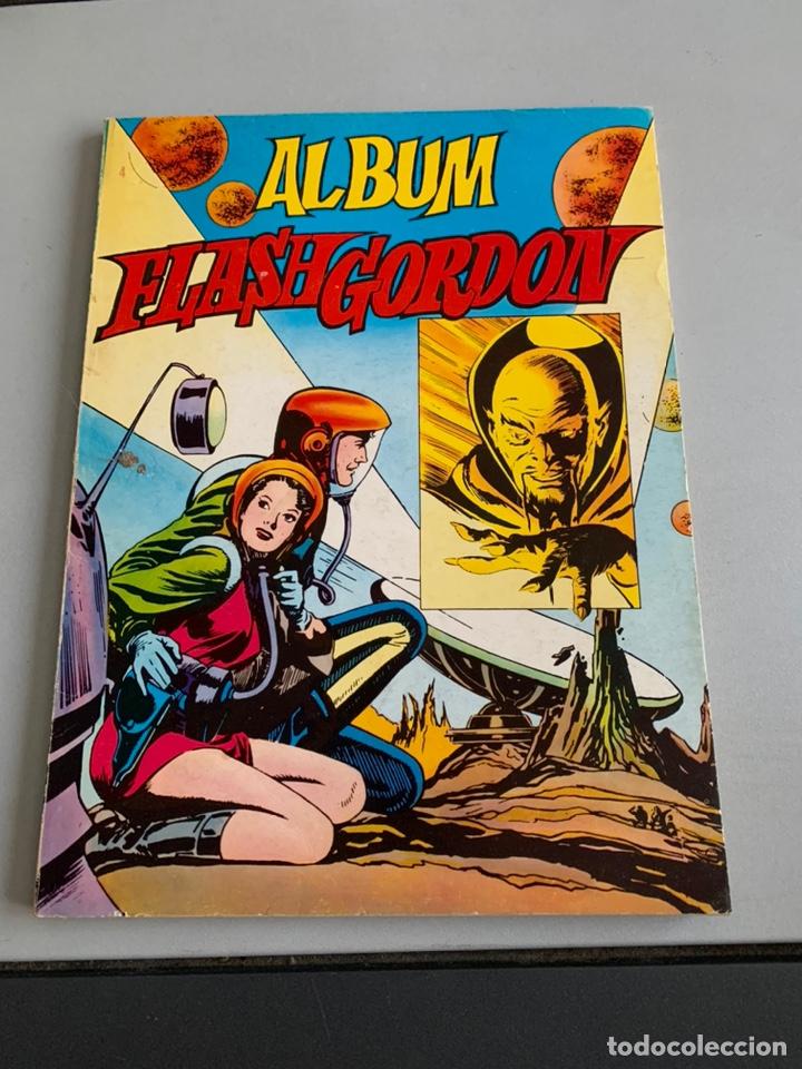 ÁLBUM. FLASH GORDON. N 4. (Tebeos y Comics - Valenciana - Otros)