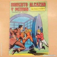 Tebeos: ROBERTO ALCAZAR Y PEDRIN - LA CAJA FUERTE. VALENCIANA. NUM 34. Lote 226297955