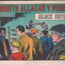 Tebeos: ROBERTO ALCAZAR Y PEDRIN Nº 1084: BLACK RATON. Lote 226340650