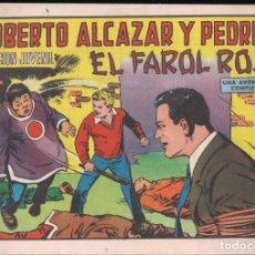 Tebeos: ROBERTO ALCAZAR Y PEDRIN Nº 1091: EL FAROL ROJO. Lote 226341396