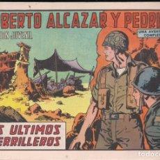 Tebeos: ROBERTO ALCAZAR Y PEDRIN Nº 1092: LOS ÚLTIMOS GUERRILLEROS. Lote 226342145